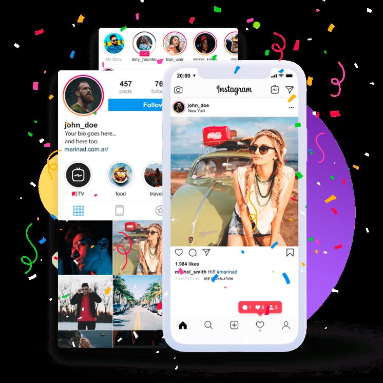 agenzia crescita instagram reale